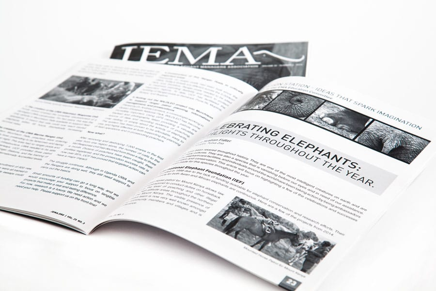 JEMA Elephant Magazine