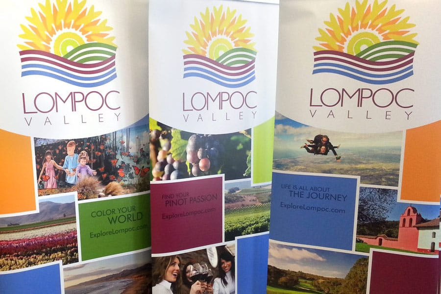 Lompoc Retractable Banners