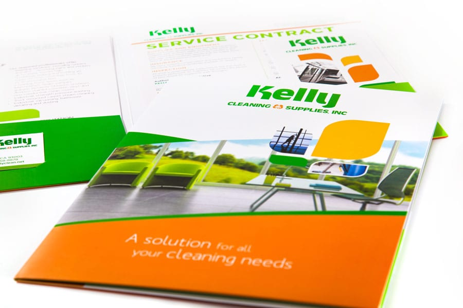 Kelly Cleaning Supplies Inc Folders