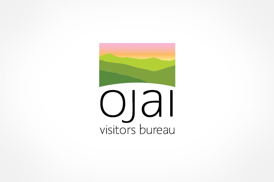 Ojai Visitors Bureau Logo
