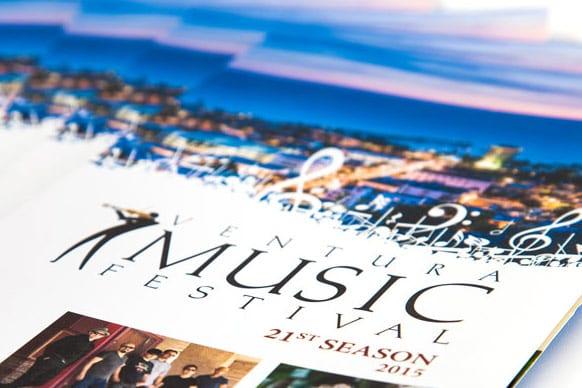 Ventura Music Festival Program