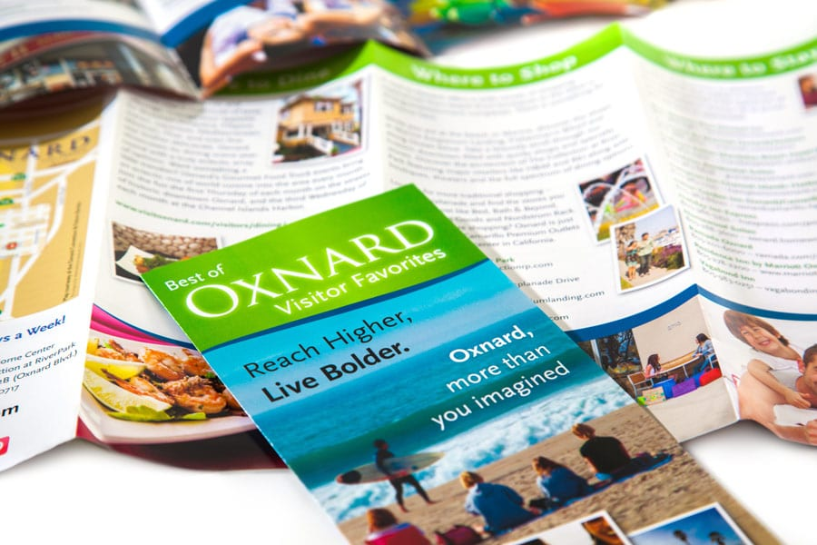 oxnard best of brochure