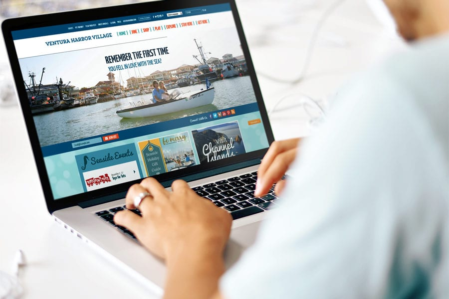 Ventura Harbor Village Website