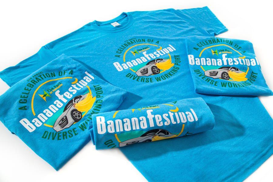 Banana Festival TShirts