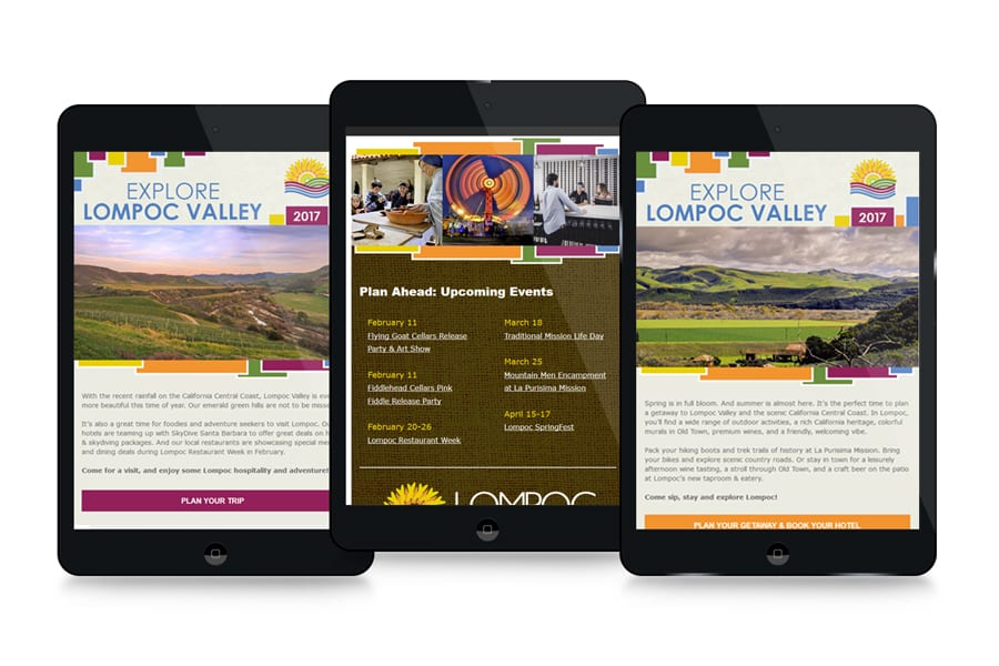 Explore Lompoc mobile