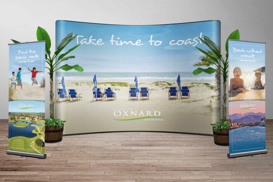 Visit Oxnard Banners