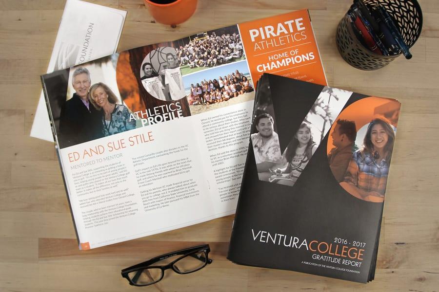 Ventura College Foundation Gratitude Report