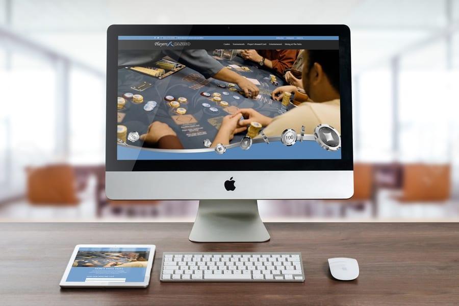 Players Casino Website