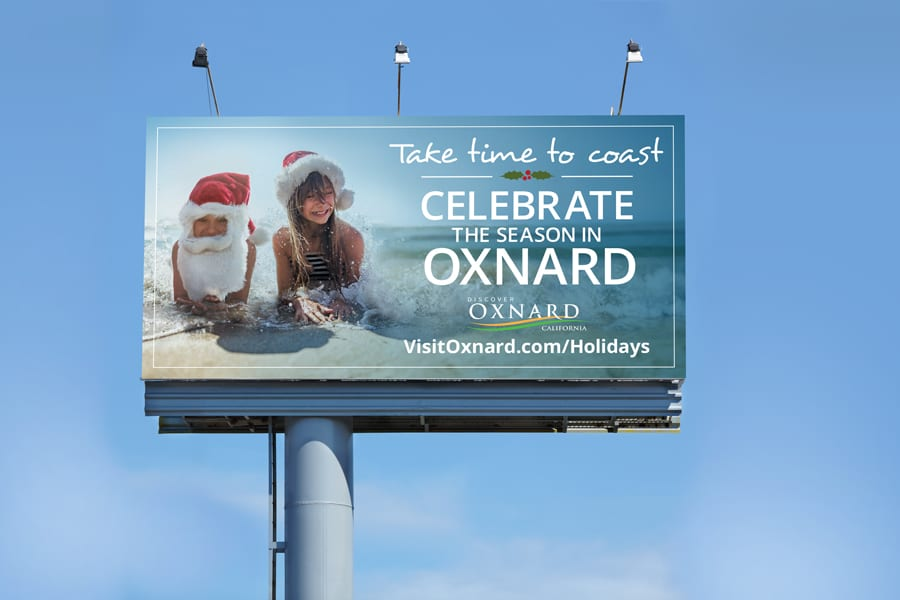 Visit Oxnard Billboard
