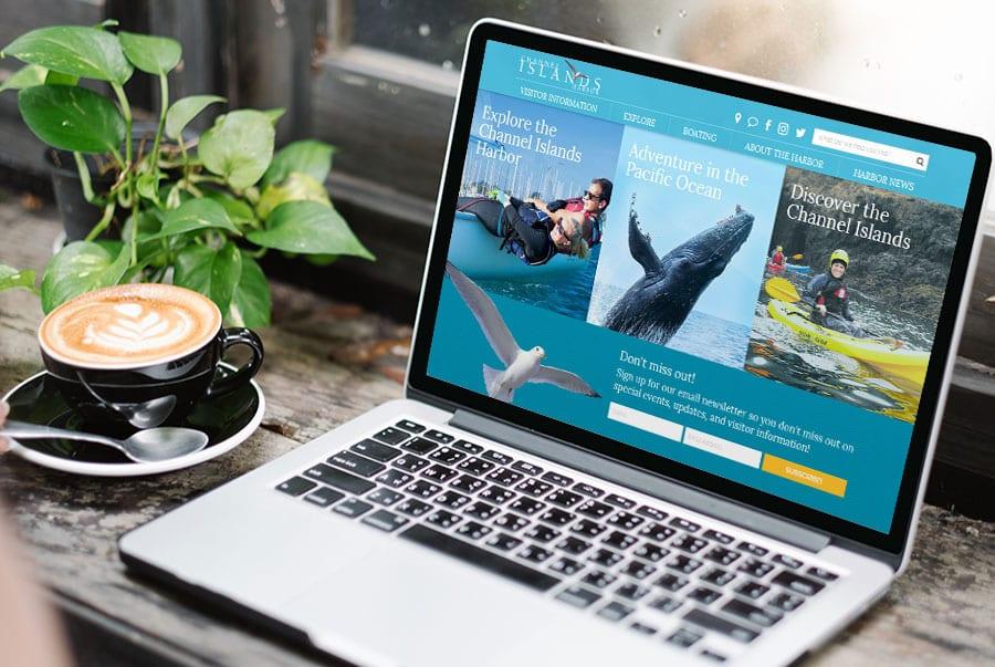 Channel Islands Harbor Website