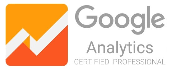 Google Analytics Certified Professional logo