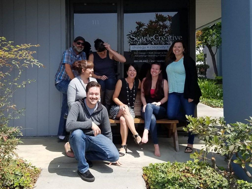 Searle Creative Team