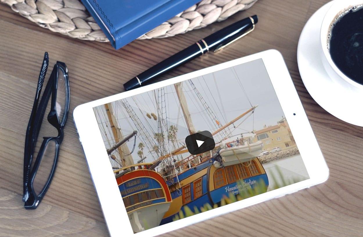 OCVB Tablet Video