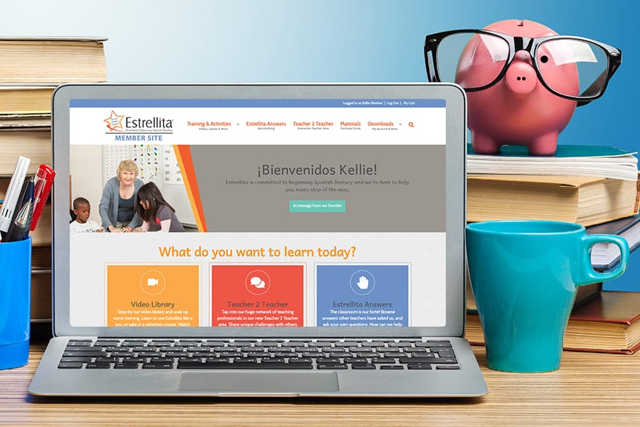 Estrellita Member Site Teachers Subscription