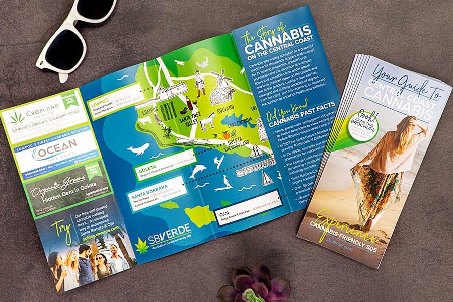 SB Verde Brochure Design