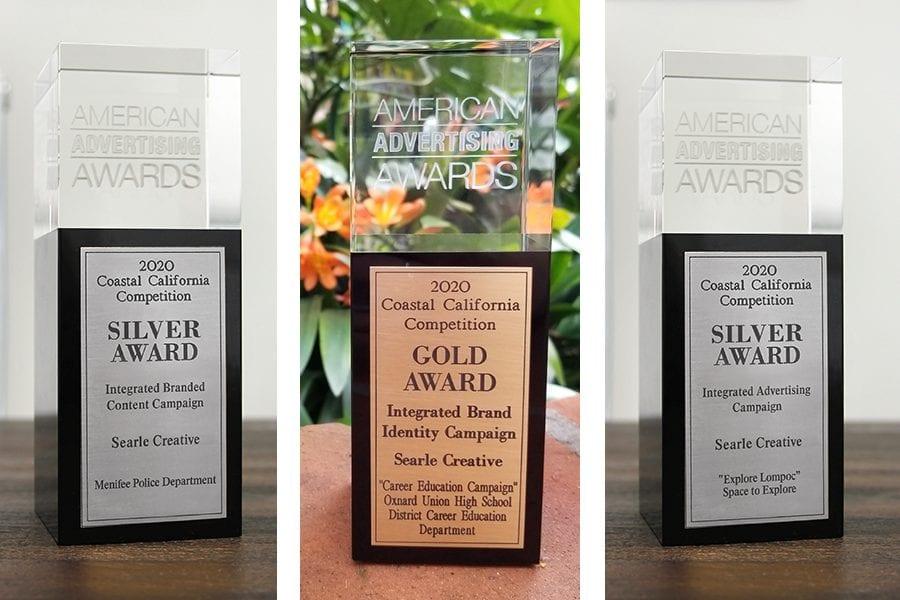 Searle Creative Marketing takes home 5 ADDY Awards 2020